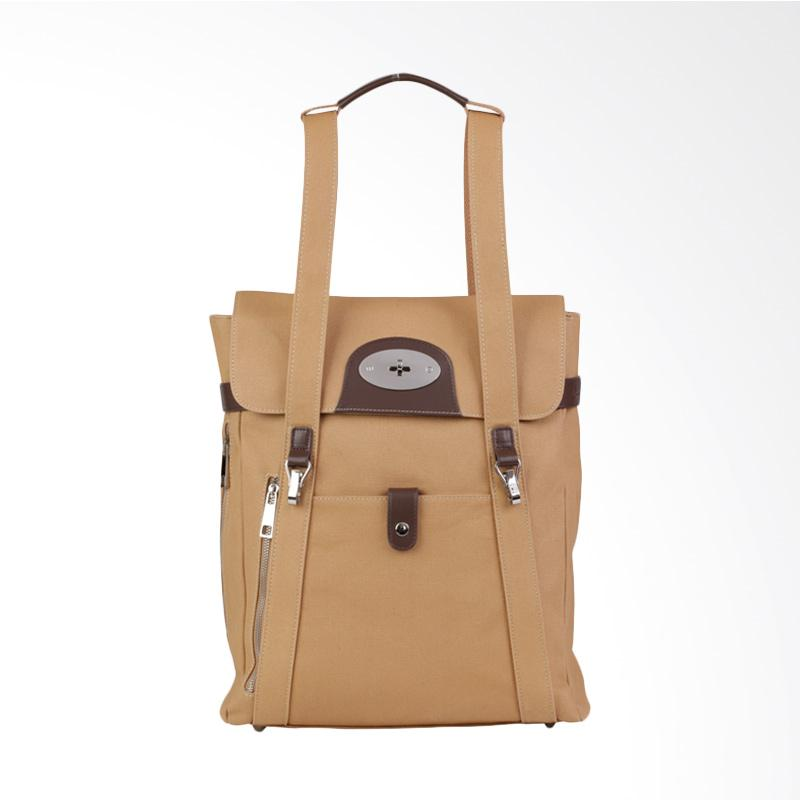 Amore Daniel Beck - Multifunction Backpack [15 Inch] - Khaki