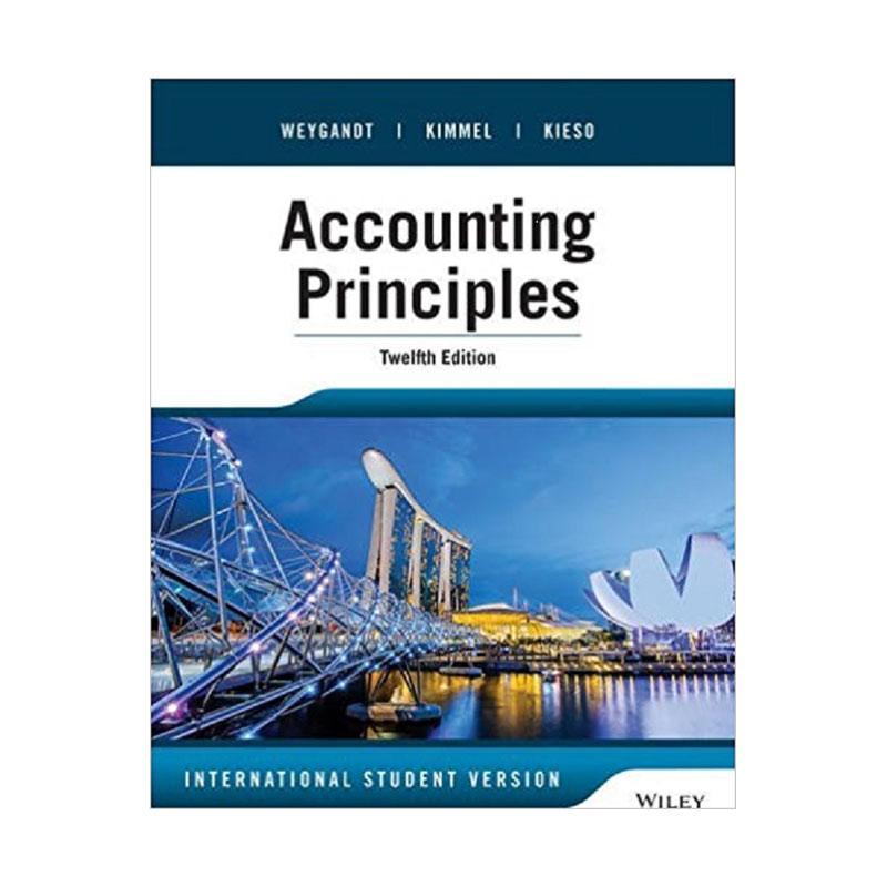 harga WILEY Accounting Principles 12th Edition Buku Akuntansi Blibli.com