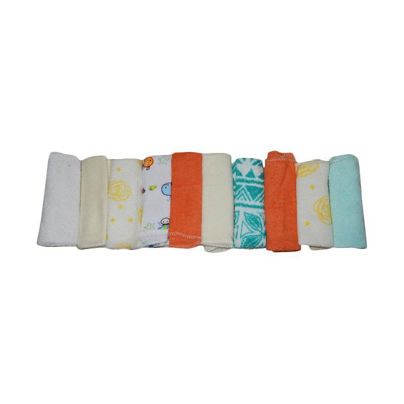 Wonderland Motif A20 Baby Washcloth Sapu Tangan Bayi