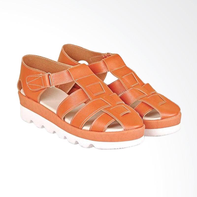 CBR Six BCC899 Fashionable Casual Shoes Woman Synthetic Sepatu Wanita