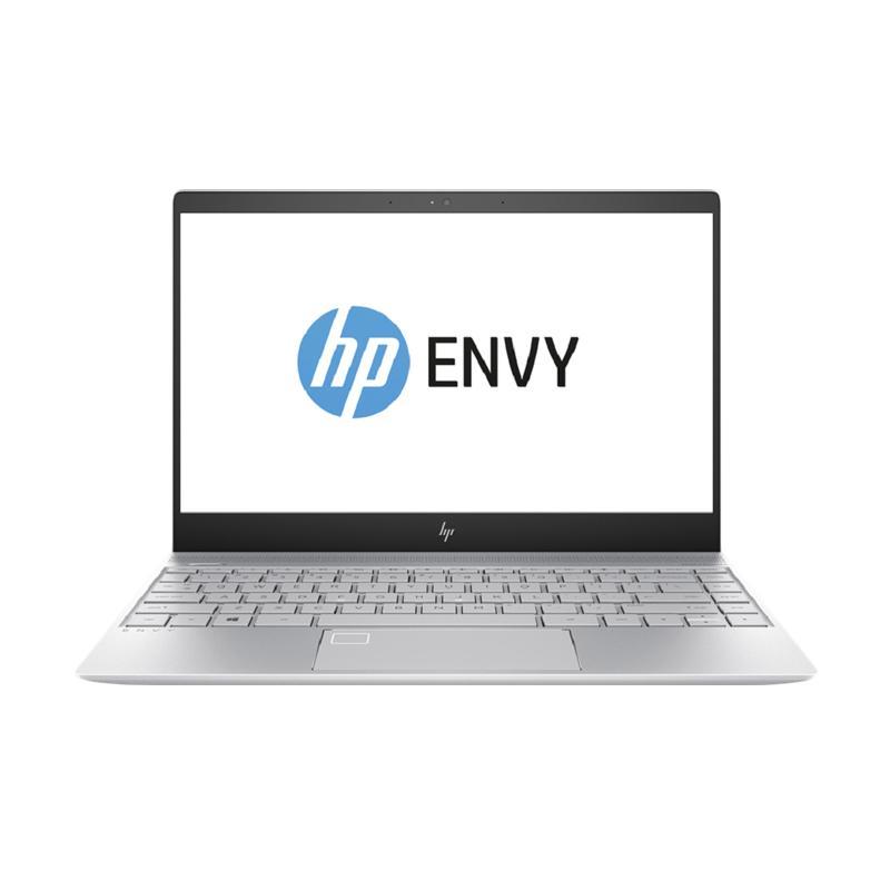 """HP Envy 13-ad001TU Notebook - Silver[Ci5-7200U/RAM 4GB/SSD 128GB/13,3"""" FHD/Win 10]"""