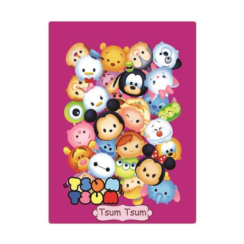 ... Home Yatis Selimut Polos Halus 160 X 200cm Coklat Page 3 Rosanna Character Tsum Tsum Vito