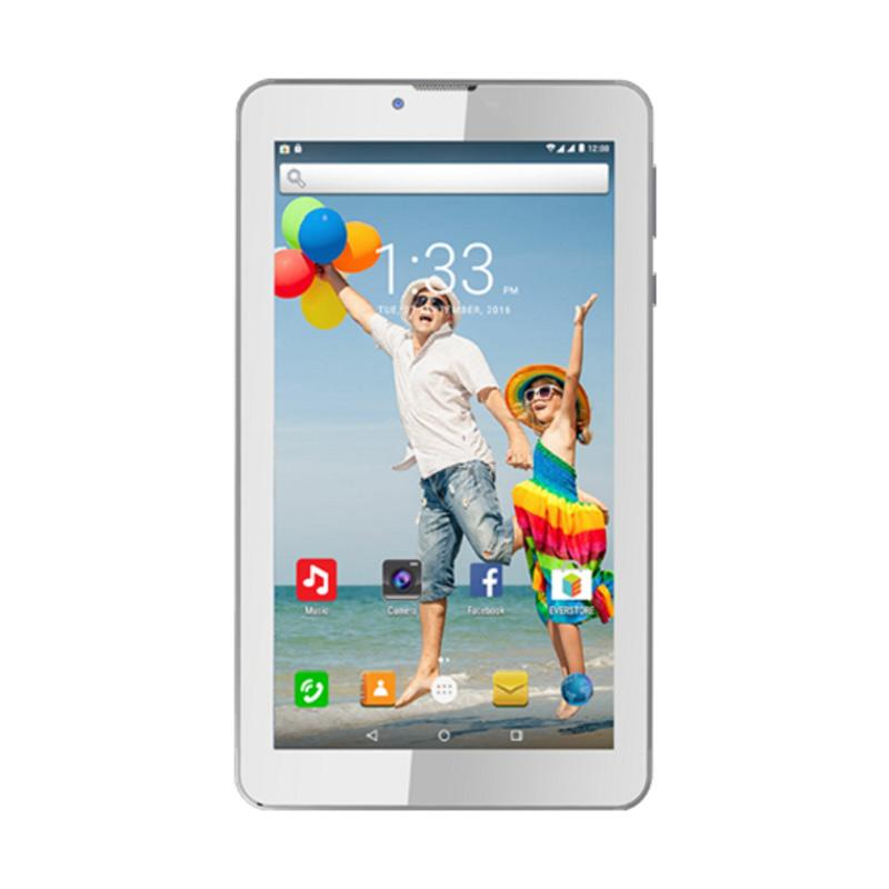 Evercoss Winner S3 Max R70A Tablet - White Gold [8 GB/ 1 GB/7 Inch]