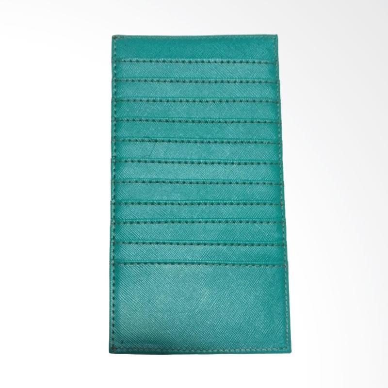 Garuda Shop Dompet Kartu Nama ATM KTP Card Holder Jumbo - Tosca