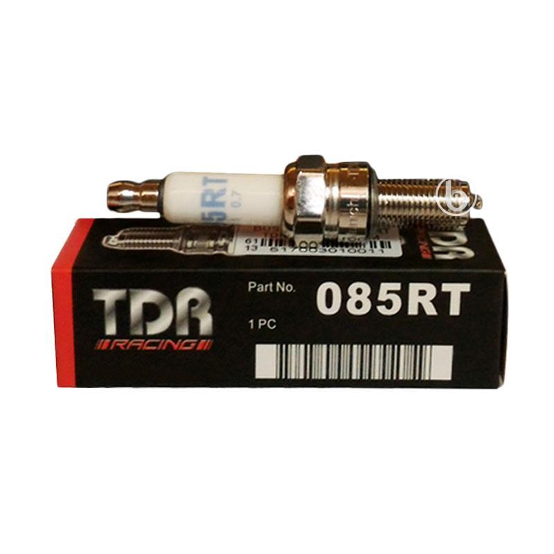 harga TDR 085RT Twin Iridium 10 mm Injection Busi Motor for Honda Supra X 125 fi Blibli.com