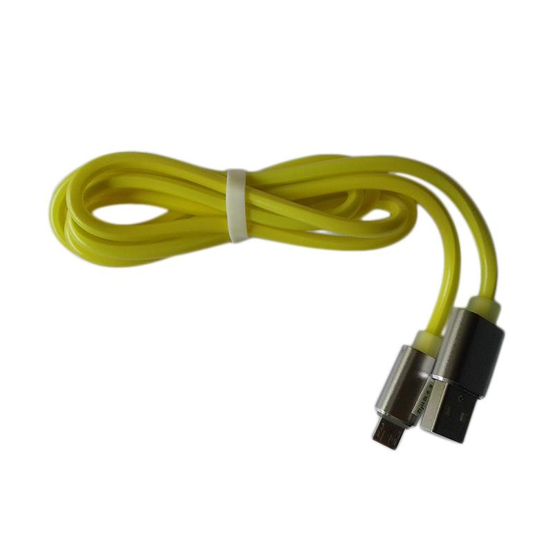 harga Blitz Fosfor Quick Charger and Data Cable - Yellow Blibli.com