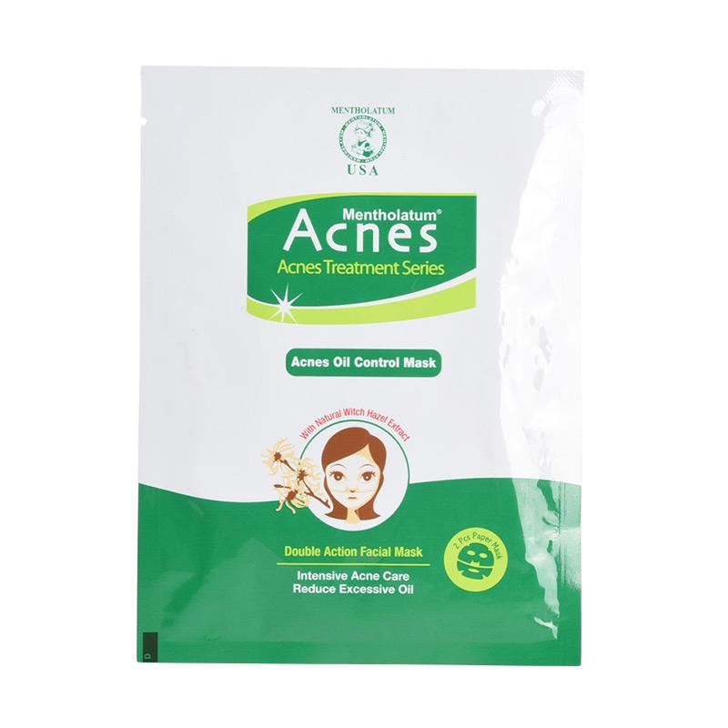 Acnes Oil Control Pouch Mask [24 g/ MAP]