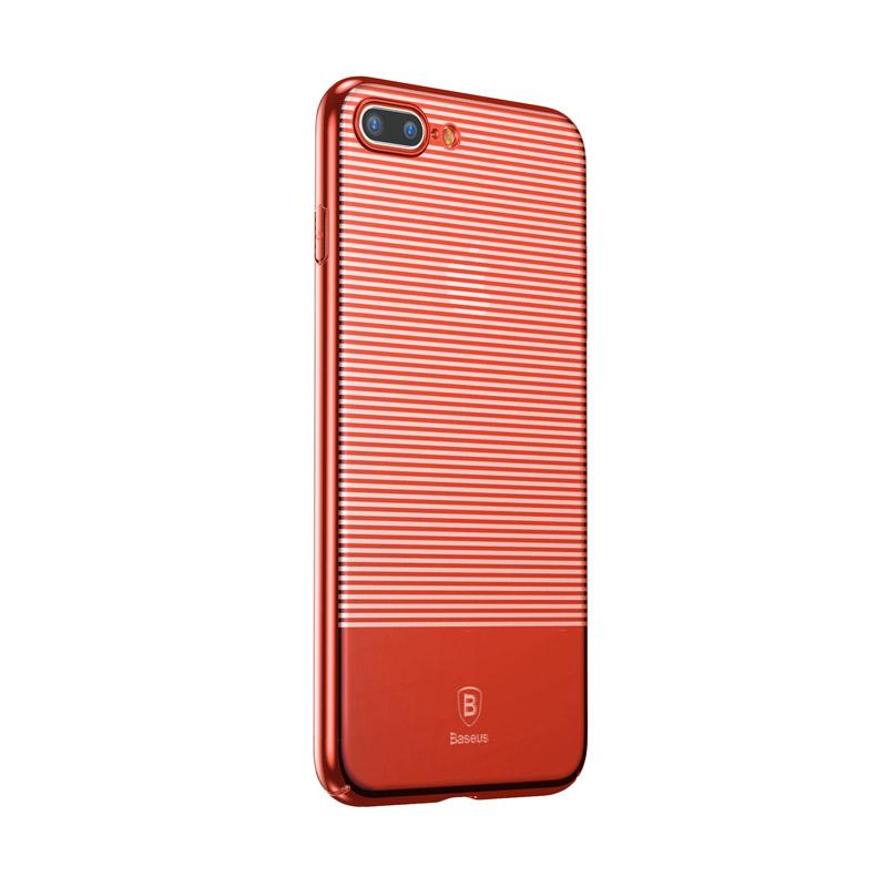 Baseus Luminary Casing for iPhone 7 - Red