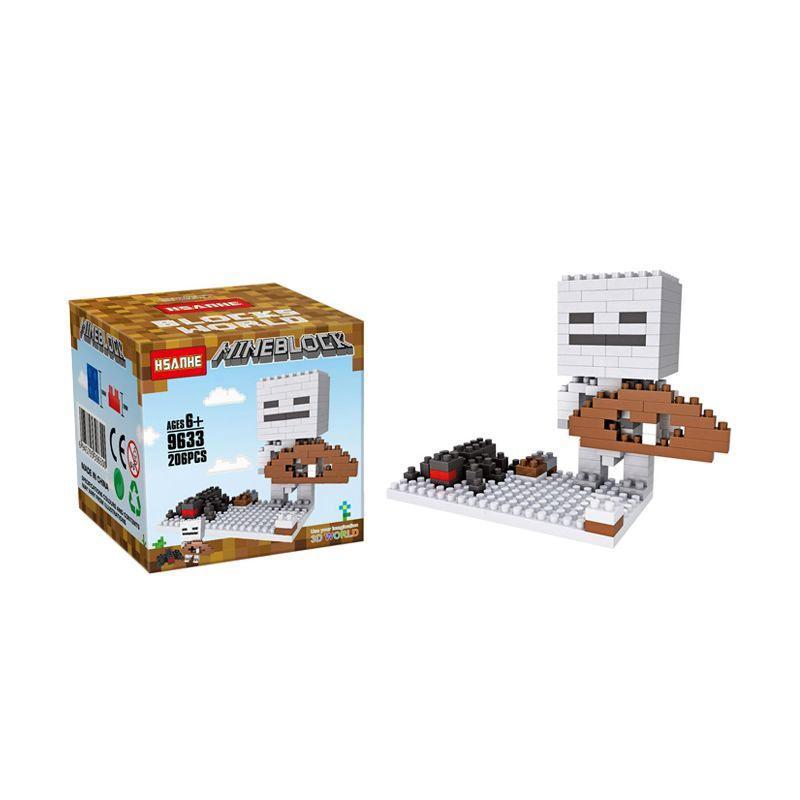 HSANHE 9633 Mainan Blok & Puzzle