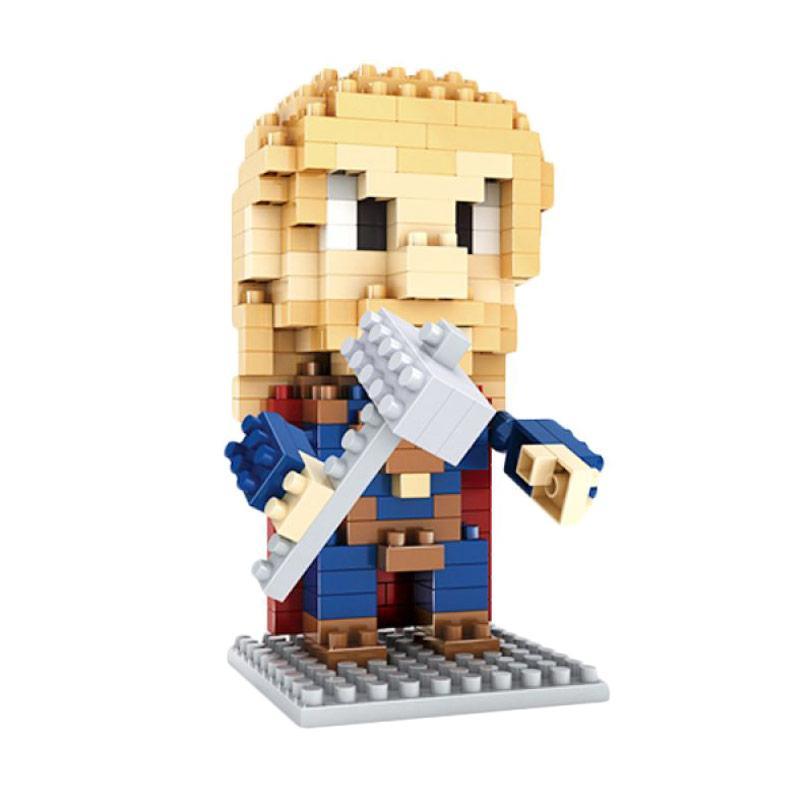 HSANHE 8106 Mainan Mini Block