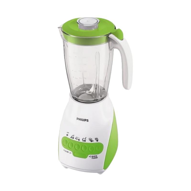 PHILIPS HR 2115-43 Plastik Blender - Green [2 L]