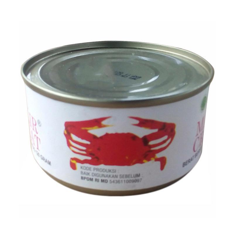 Jogjakhas Daging Kepiting Rajungan Makanan Kaleng