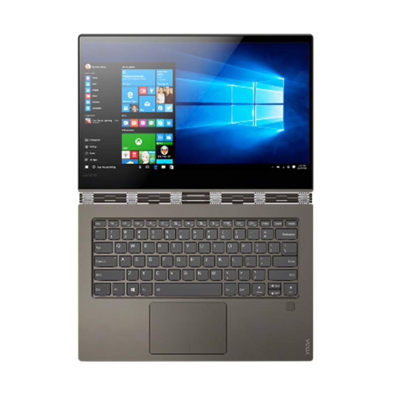 Lenovo Yoga 920 Laptop 2in1 Bronze