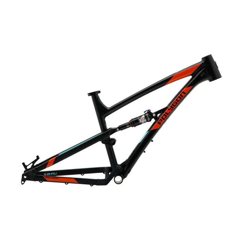 harga Polygon Siskiu D8 Frame Sepeda - Black Blibli.com