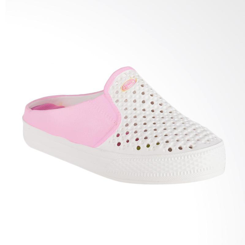 NOEL Polos Slip On Sandal - Pink