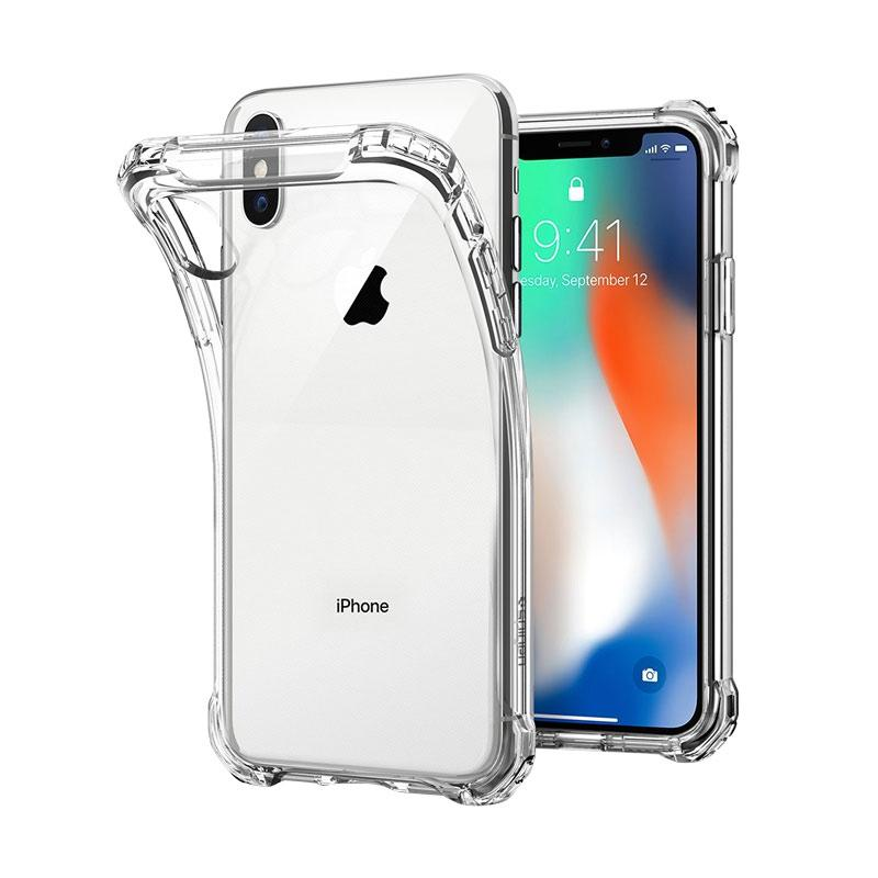 Spigen Rugged Crystal Casing for iPhone X