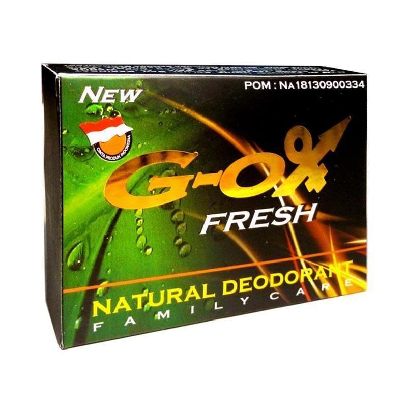 Annaufa New G-ox Fresh Deodorant Alami Penghilang Bau Badan