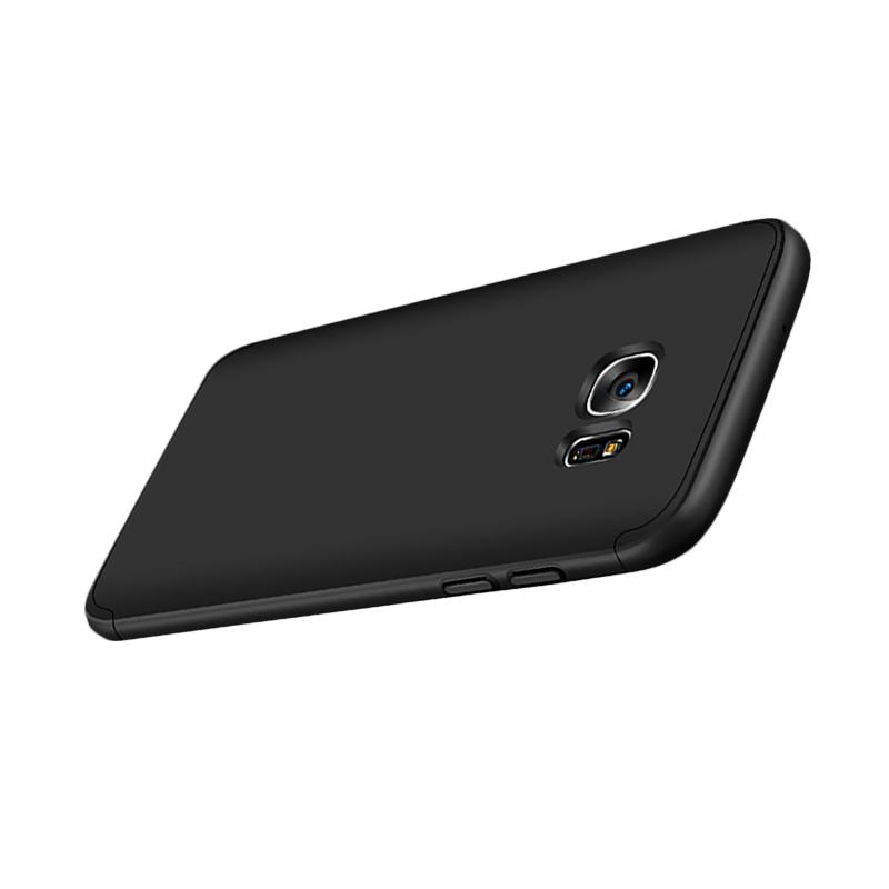 HM 360 Full Protection 3in1 Casing for Samsung S7 Edge - Black