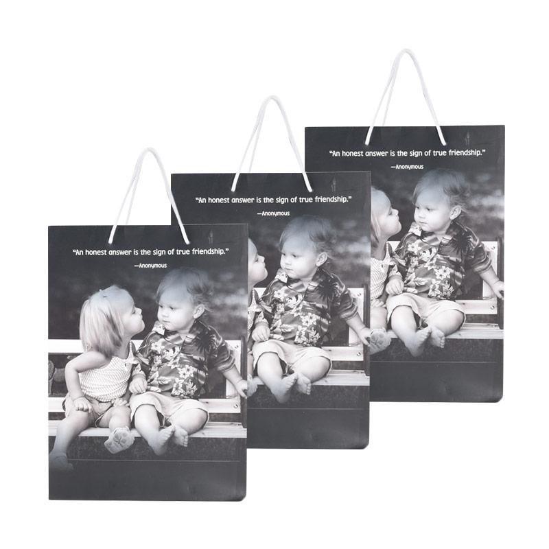 Karisma 742392 Kemeja Freindship Shopping Bag [3 pcs]