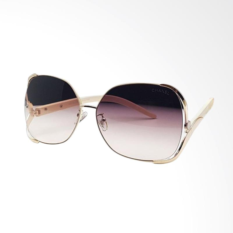 Chanel SS420014CH Ladies Sunglasses - Gold