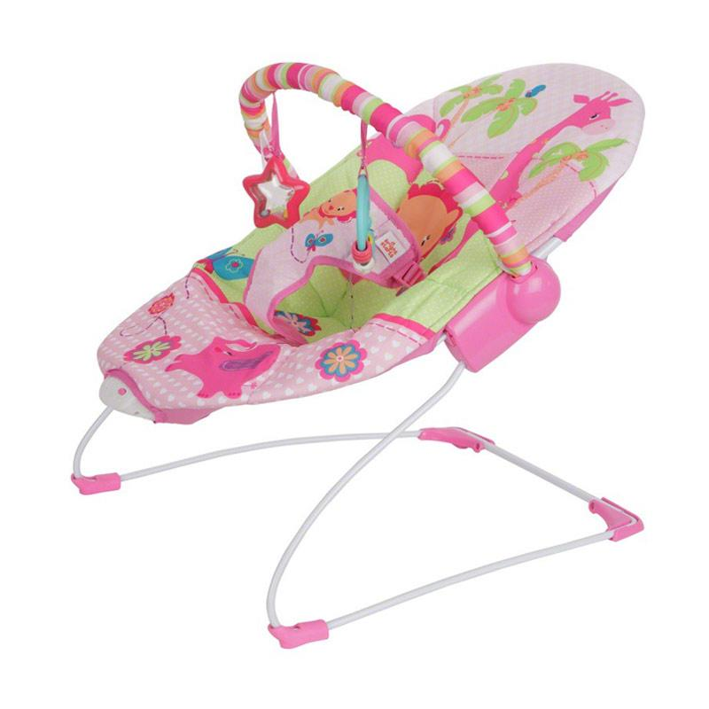 Bright Starts Zsa Zsa Zoo Baby Bouncer