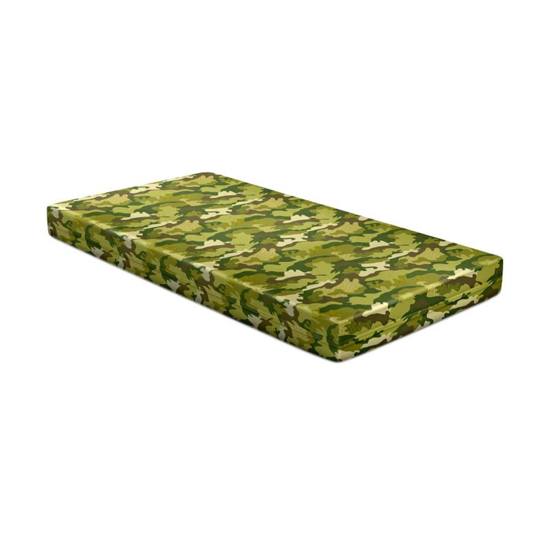 Monalisa Motif Army Disperse Sarung Kasur [Tinggi : 20 cm]