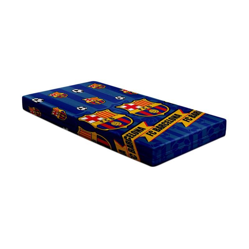 harga Monalisa T 15 Motif FC Barcelona Disperse Sarung Kasur - Blue Blibli.com