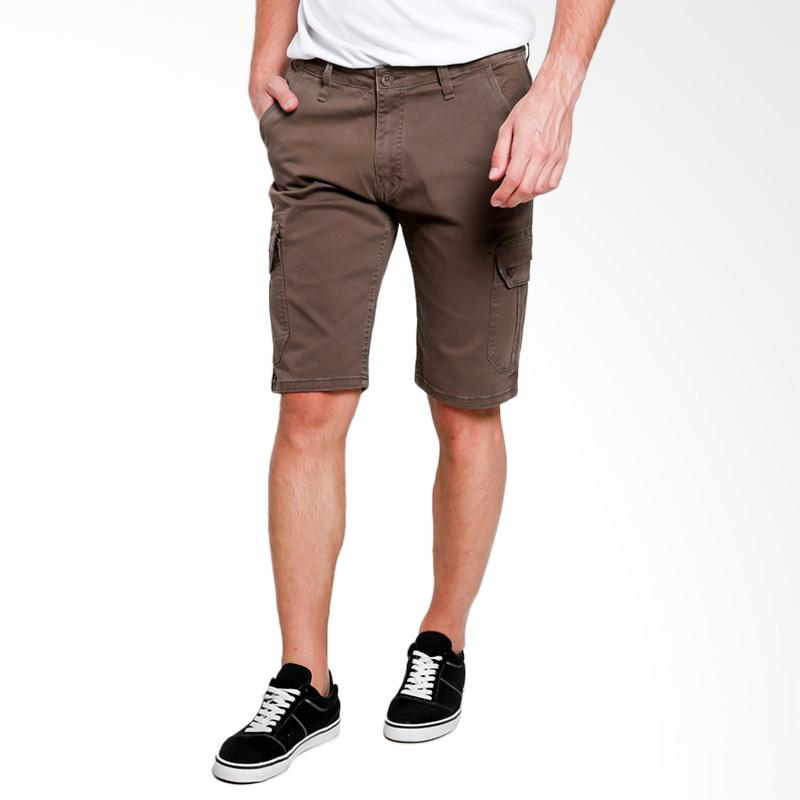 Greenlight Men 1311 Short Pants - Brown [213111714]