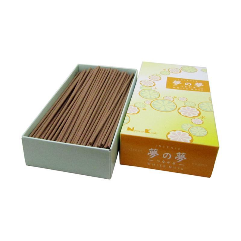 Nippon Kodo Yume-No-Yume White Musk Dupa