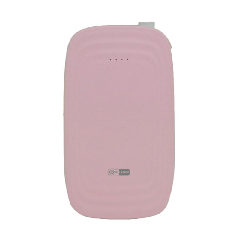 Excellence Baron Power Bank - Pink [10000 mAh]