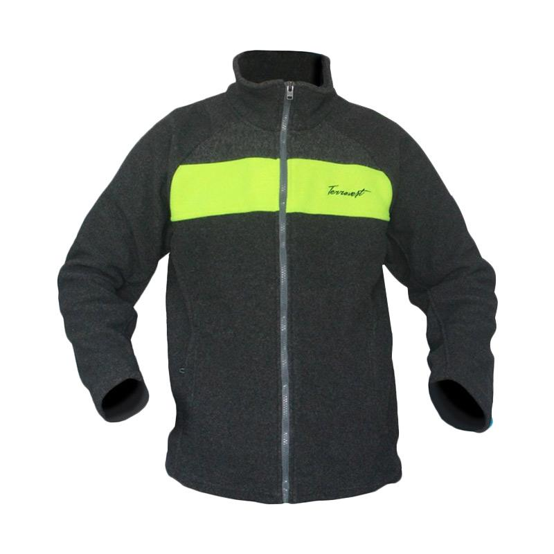 Terravest Breeze Jacket - Grey Yellow