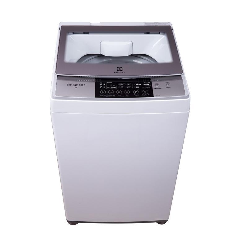 Electrolux EWT805WN Mesin Cuci New Top Loading [8 kg]