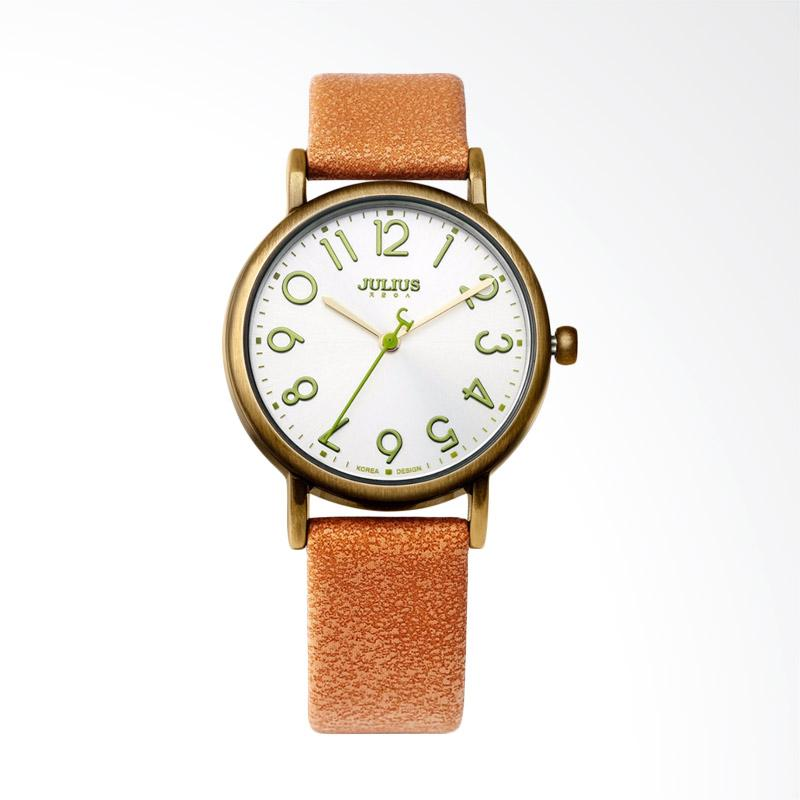 Julius JA-911-B Jam Tangan Wanita - Brown