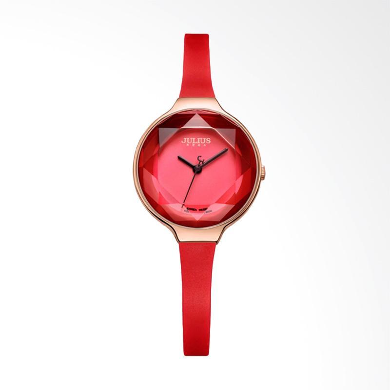Julius JA-962-D Jam Tangan Wanita - Red