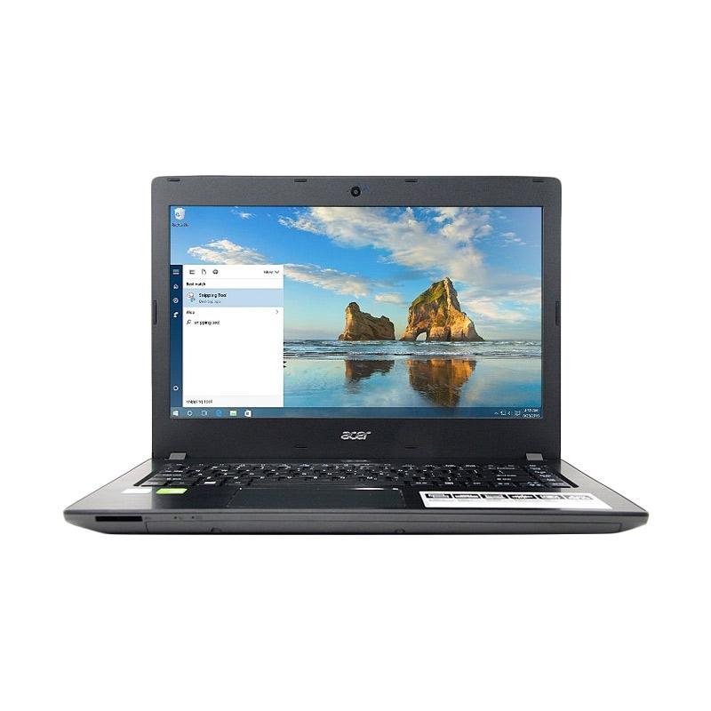 harga Acer  Aspire E5-475 - i3-6006U - 4/1TB - 14