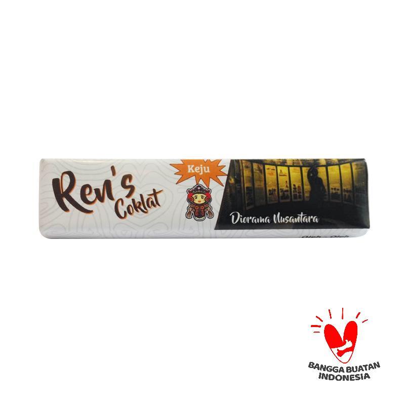 Galeri Menong Ren's Keju Coklat