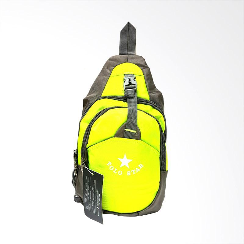 Solidex Polo Star Tas Selempang Pria - Hijau