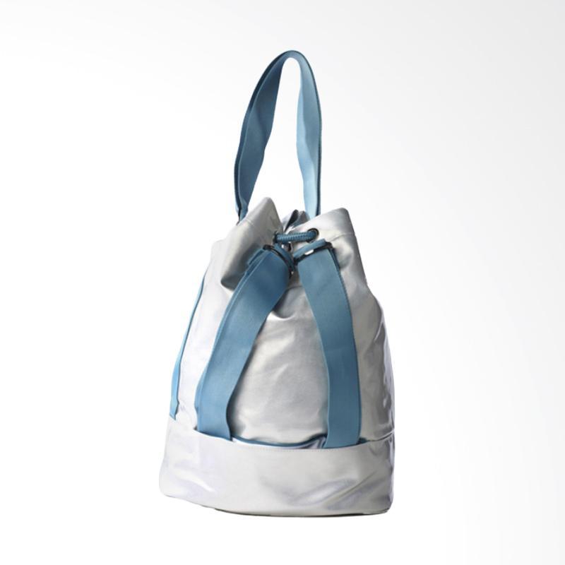 adidas AP6286 Fashion Shape Silver Harblue Tas Wanita