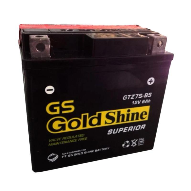 Gold Shine GTZ-75S-BS MF Aki Kering [ACK1011]