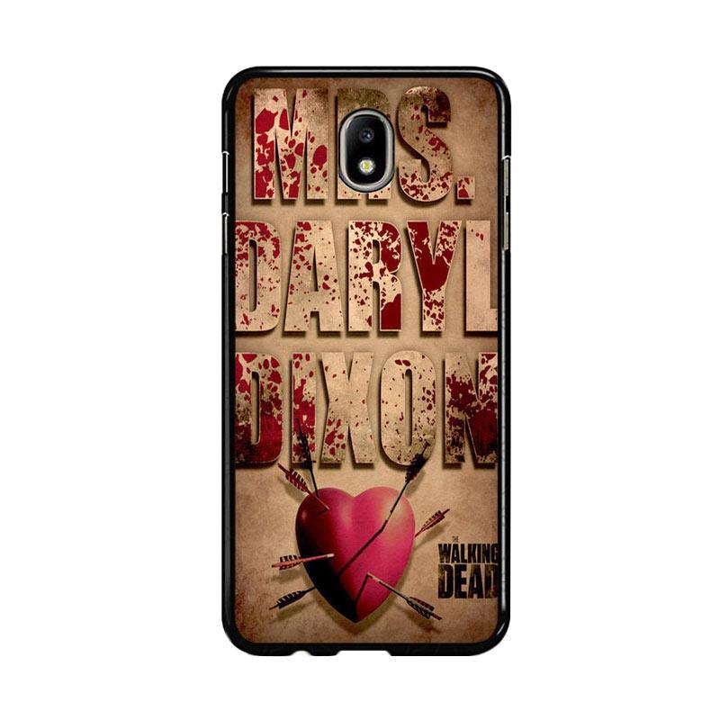 Flazzstore The Walking Dead Mrs Dixon Z0702 Custom Casing for Samsung Galaxy J5 Pro 2017