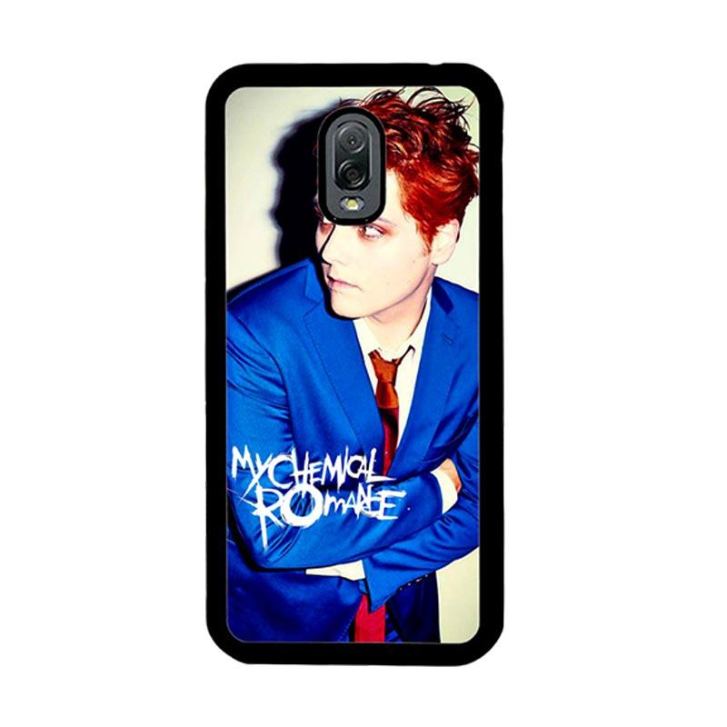 Flazzstore My Chemical Romance Gerard Z0266 Custom Casing for Samsung Galaxy J7 Plus