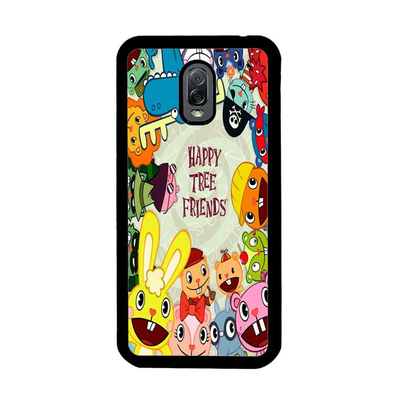 Flazzstore Happy Tree Friends  Character Z0900 Custom Casing for Samsung Galaxy J7 Plus