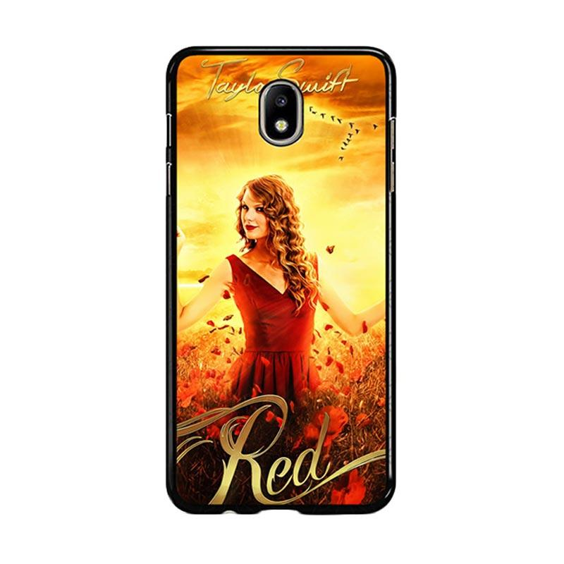 Flazzstore Taylor Swift Album Cover Art Z0049 Custom Casing for Samsung Galaxy J7 Pro 2017