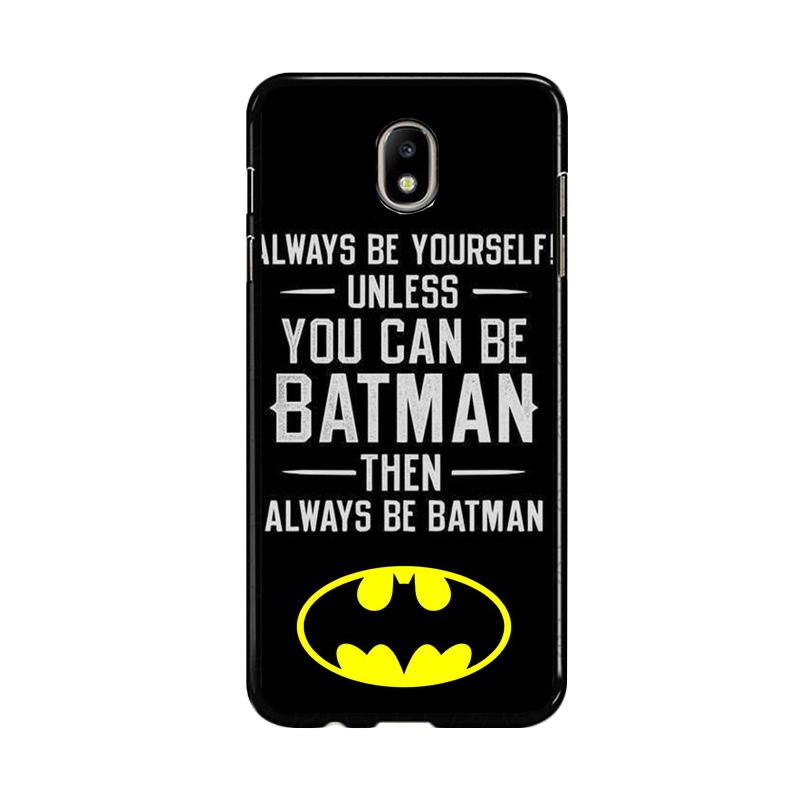 Flazzstore Batman Quote F0320 Custom Casing for Samsung Galaxy J5 Pro 2017