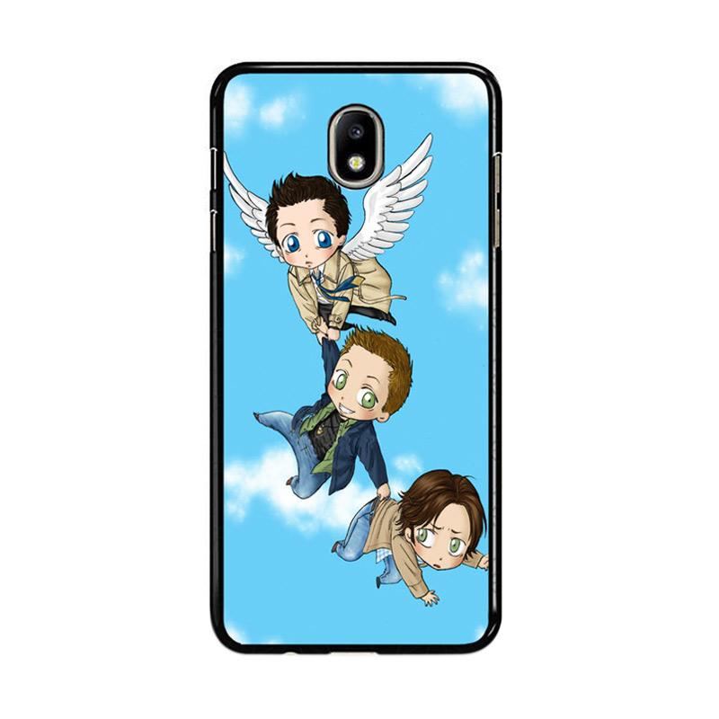 Flazzstore Supernatural Art Z0268 Custom Casing for Samsung Galaxy J7 Pro 2017