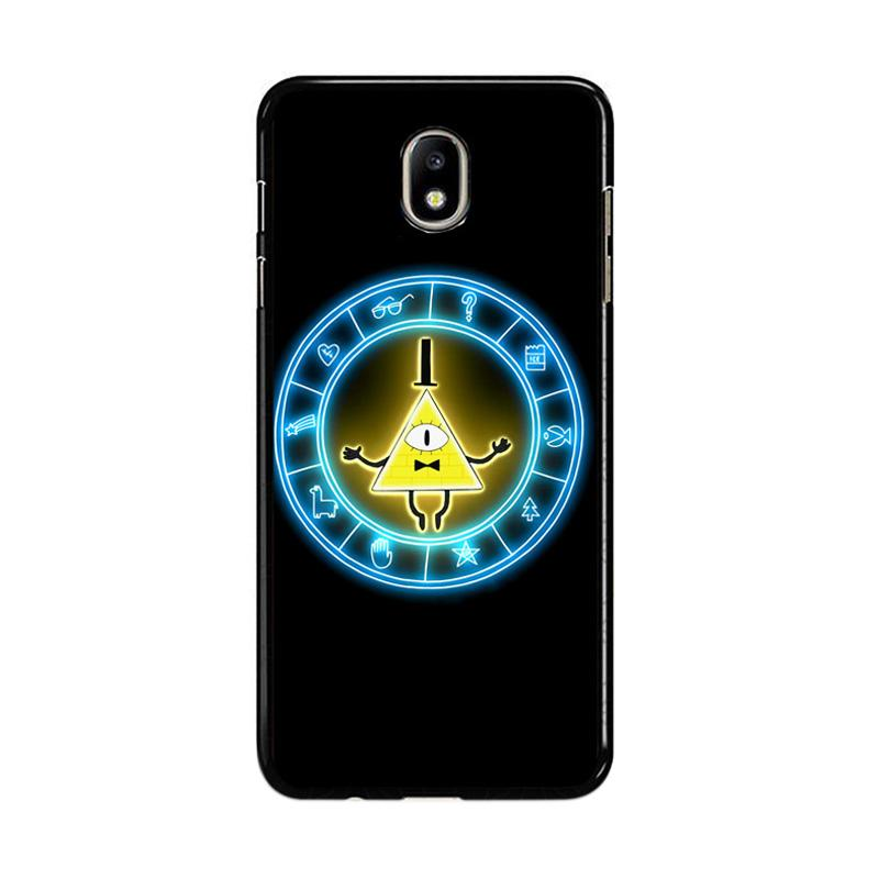 Flazzstore Gravity Falls Geometric Z0188 Custom Casing for Samsung Galaxy J5 Pro 2017