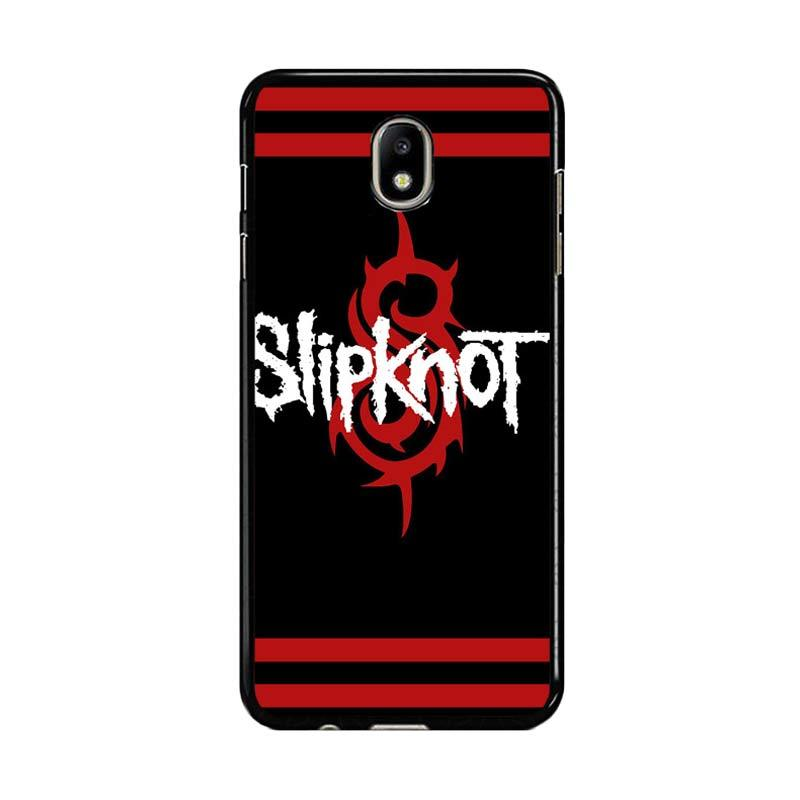 Flazzstore Slipknot Rock Band Z0370 Custom Casing for Samsung Galaxy J7 Pro 2017