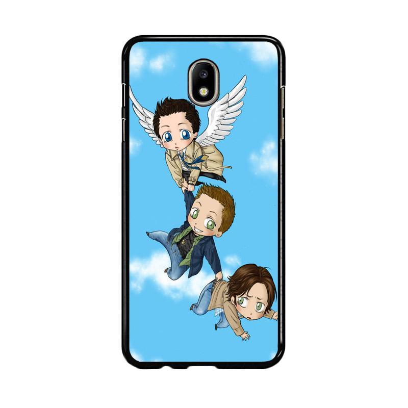 Flazzstore Supernatural Art Z0268 Custom Casing for Samsung Galaxy J5 Pro 2017