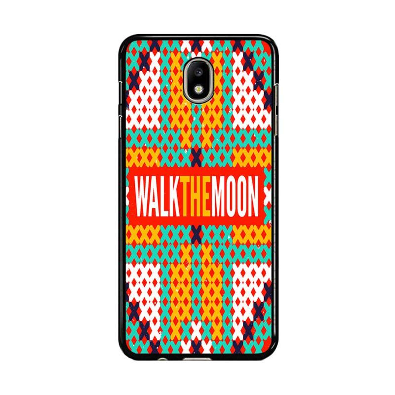 Flazzstore Walk The Moon Band Logo Z0448 Custom Casing for Samsung Galaxy J5 Pro 2017