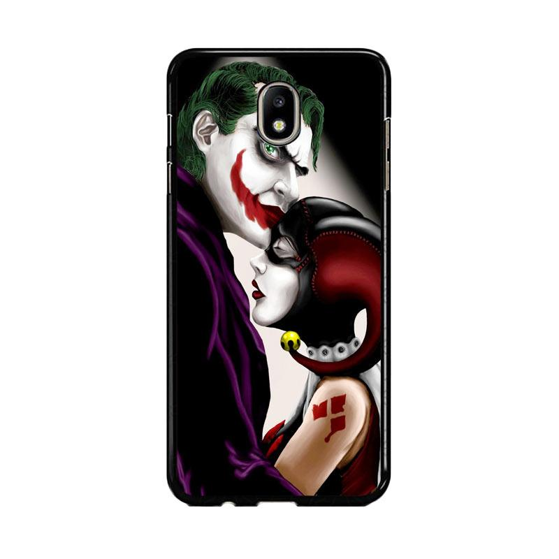Flazzstore Harley Quinn And Joker Z0557 Custom Casing for Samsung Galaxy J5 Pro 2017